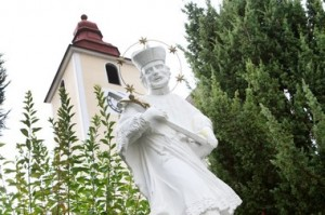 hl. Johannes Nepumuk
